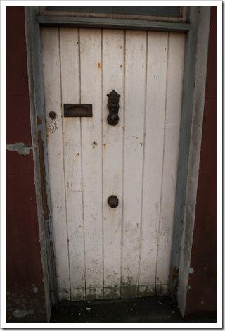 Old Craggly Door