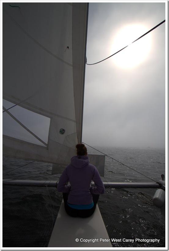 meditating-on-a-boat-bellingham