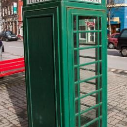 Making A Call, Kinsale, Ireland