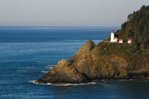 Heceta Head Lighthouse, Oregon, USA