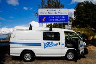 Crossing A Border, Australia