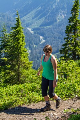 Hiking The Trails, Whatcom County, Washington, USA