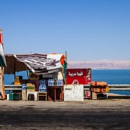 Roadside Stand, Dead Sea, Jordan