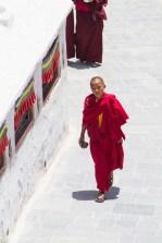 Monk, Kathmandu, Nepal