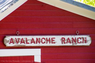 Avalanche Ranch, Carbondale, Colorado, USA