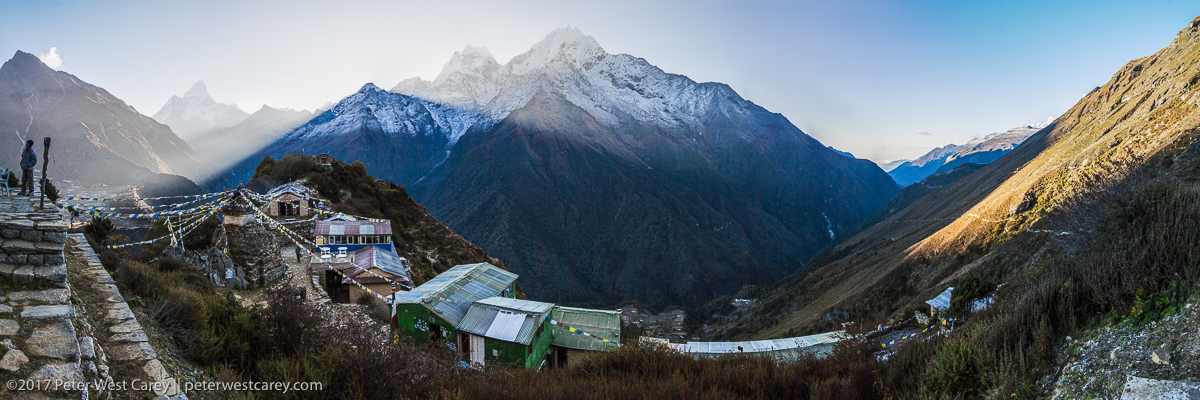 Photo Of The Day – Morning Panorama From Mong La