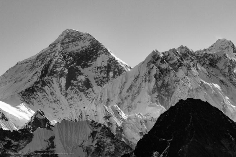 Mt Everest from Gokyo Ri