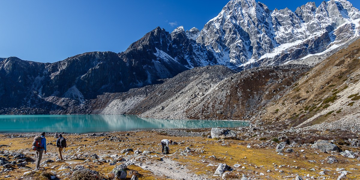 The Trekking Life High Above Treeline – Photo Of The Day