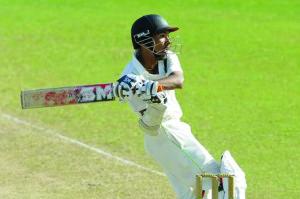 Vishaul Singh – first-innings century