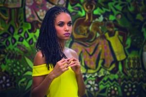 Dr. Sanneta Myrie, Miss Jamaica World.