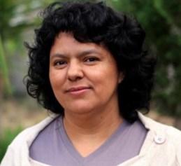 Bertha Caceres