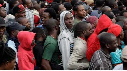 Chile deports hundreds of Haitians | The Caribbean Camera