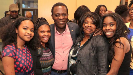 Grenadian  Prime Minister brings 'good news' about oil and gas