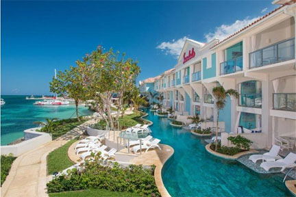 Sandals Montego Bay Is Jamaica's newest resort