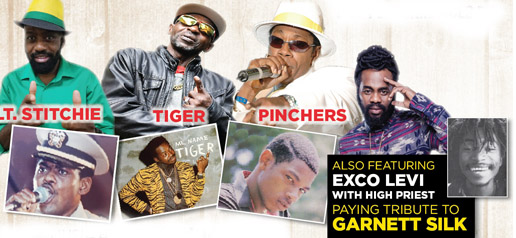 More than 30 artists from  Jamaica to perform  at  A Tribute to the Legends of Reggae