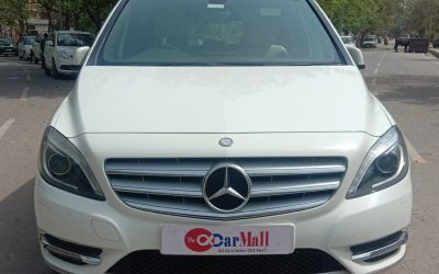 Second Hand Mercedes Benz Front View