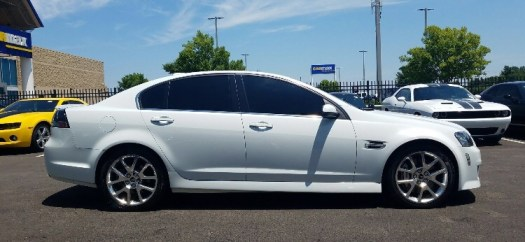 Pontiac G8 GXP – The Carmax Unicorn Blog