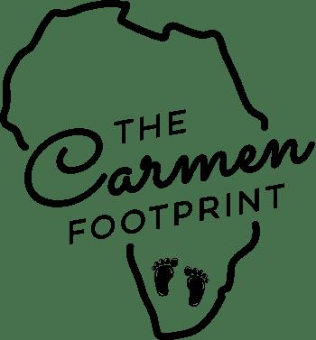 The Carmen Footprint Logo