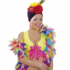 DELUXE MULTICOLOR FEATHER BOA