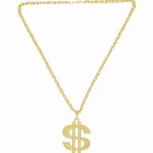 GOLD DOLLAR NECKLACES