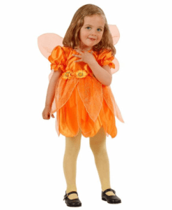 LIL' ORANGE FLOWER FAIRY