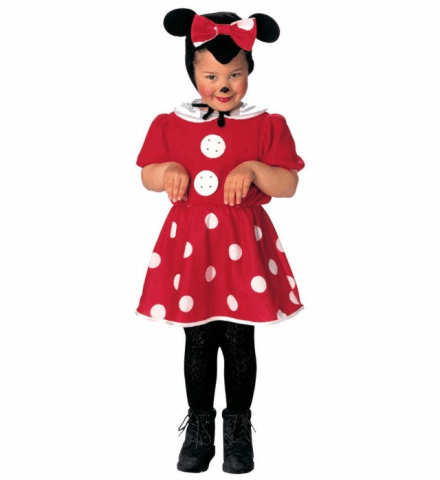 Mouse Girl 4 (Minnie)