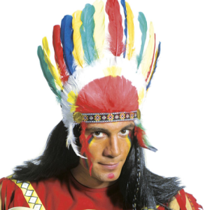 NATIVE INDIAN HEADDRESS