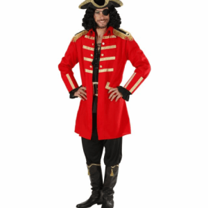 RED PIRATE / CAPTAIN