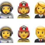 Emoji update
