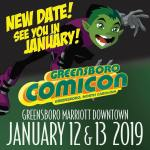 Greensboro Comicon