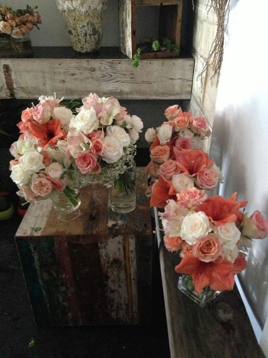 Wedding bouquets yei