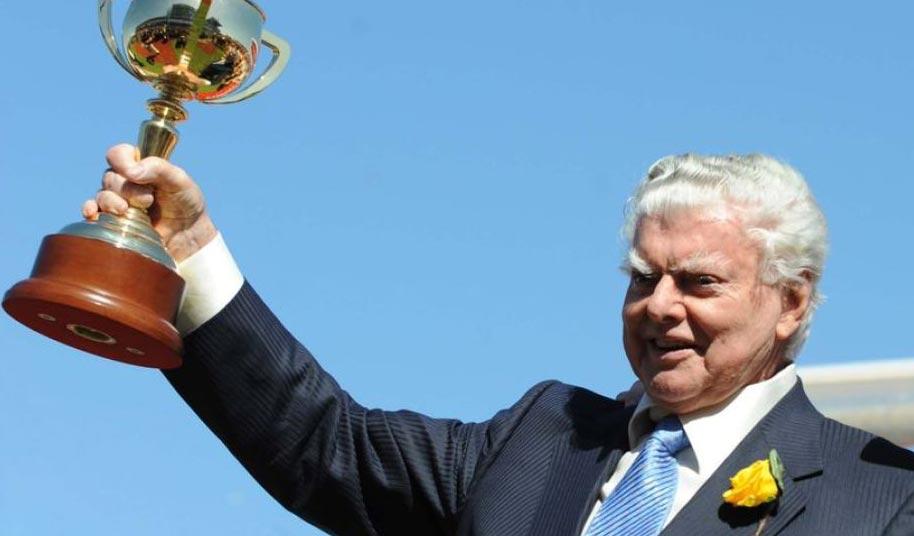 Touching Tribute To Cup King Bart Cummings