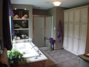 Duluth, MN construction home remodeling bathroom shower