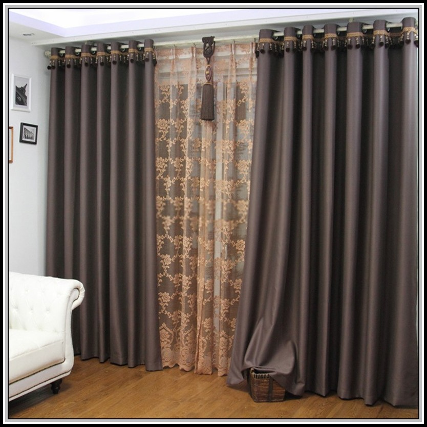 120 Inch Curtains Blackout