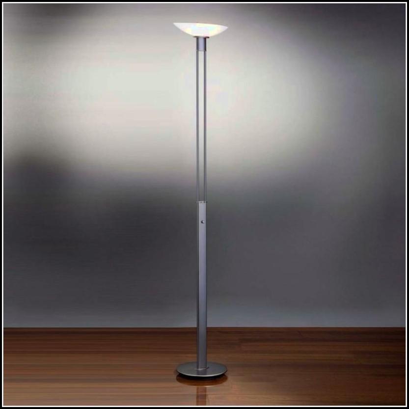 300 Watt Halogen Floor Lamp White