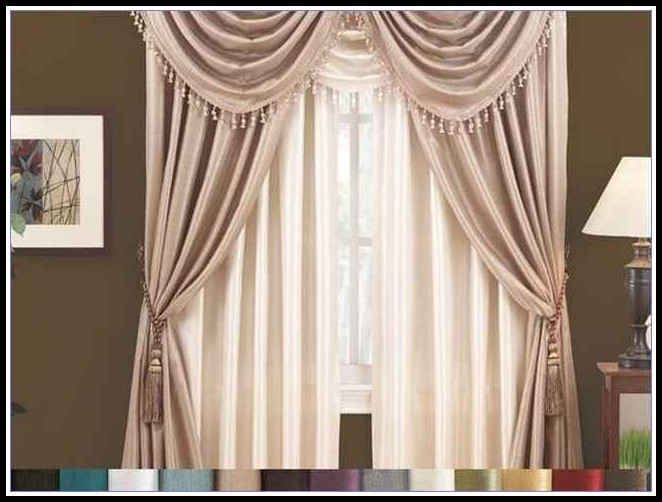 Annas Linens Living Room Curtains