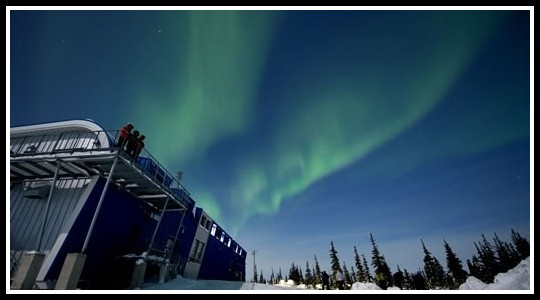 Aurora Deck Lighting Canada
