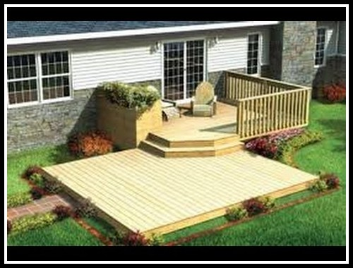 Backyard Decks On A Budget