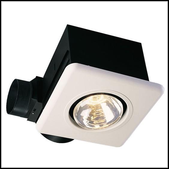 Bathroom Exhaust Fans Heat Lamps