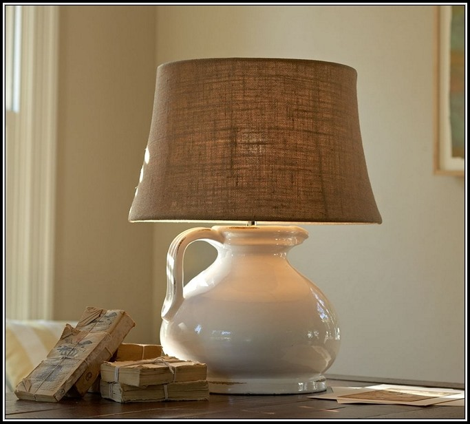Bell Shaped Lamp Shade Large