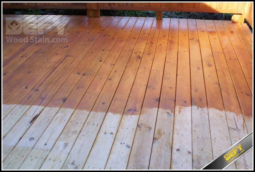 Best Deck Sealer For Pressure Treated Wood
