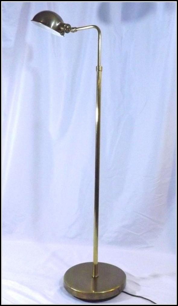 Brass Pharmacy Floor Lamp Ebay
