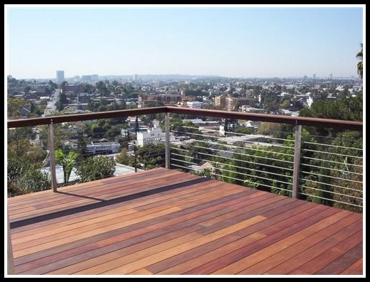 Cable Deck Railing Images