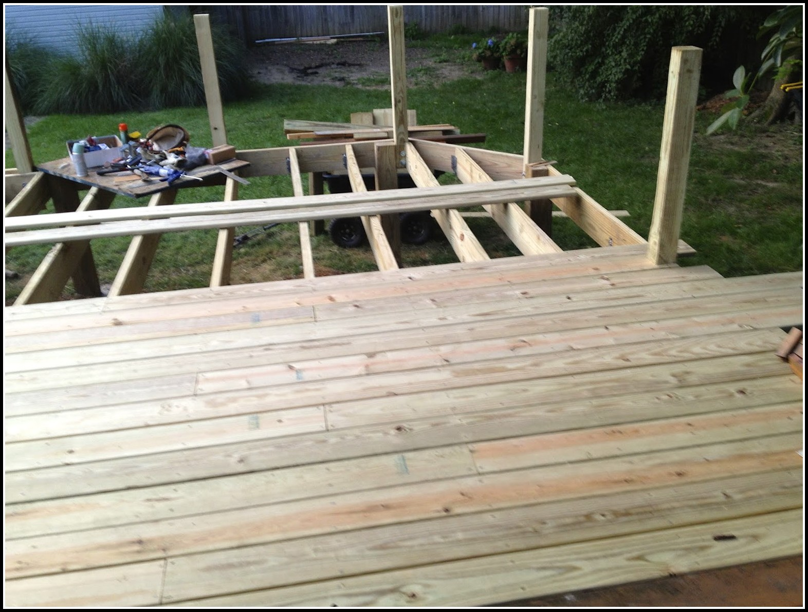 Cedar Decking Boards Home Depot
