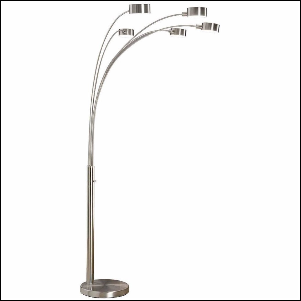 Cheap Arc Floor Lamp Chrome