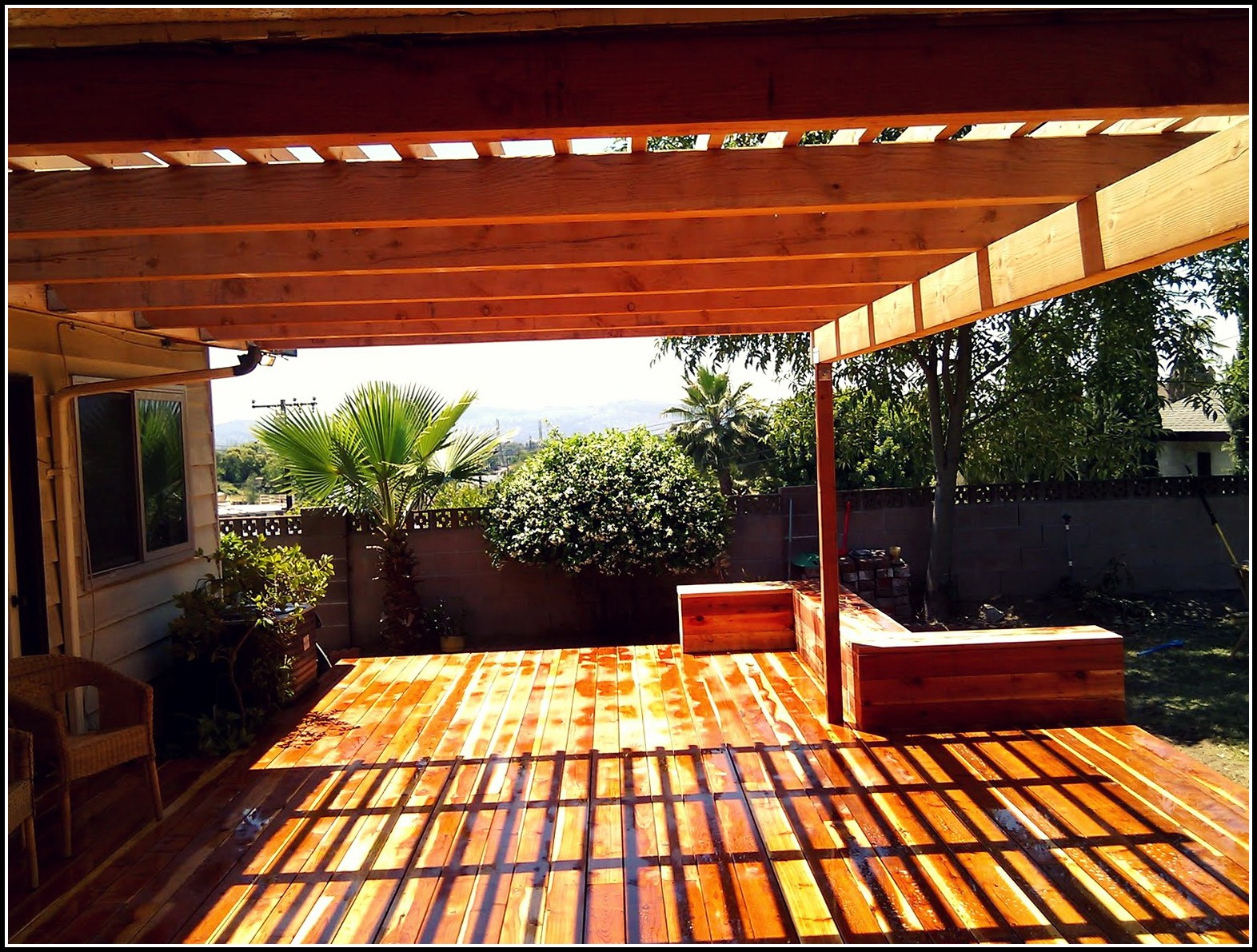 Deck Stain And Sealer Decks Home Decorating Ideas