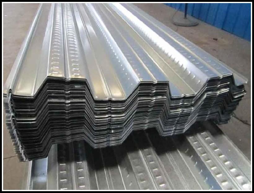 Corrugated Metal Floor Decking