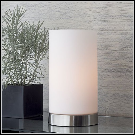 Crate And Barrel Glow Table Lamp