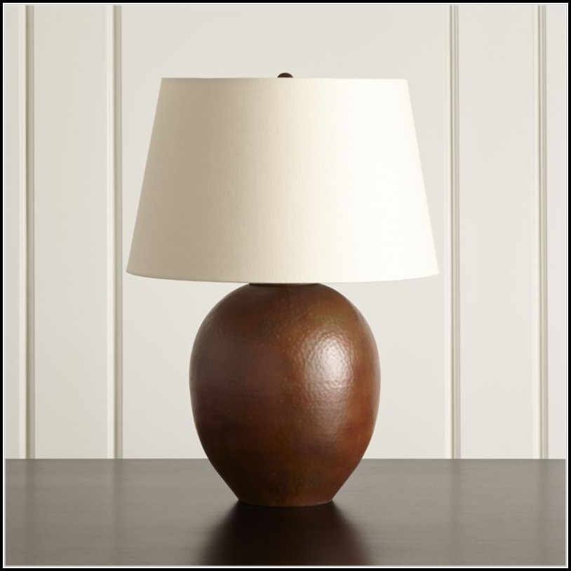 Crate And Barrel Newbury Table Lamp