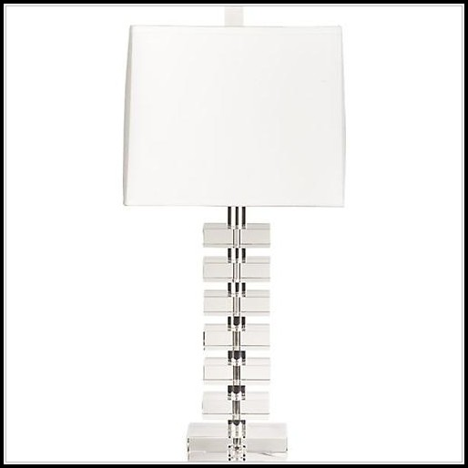 Crate And Barrel Table Lamps